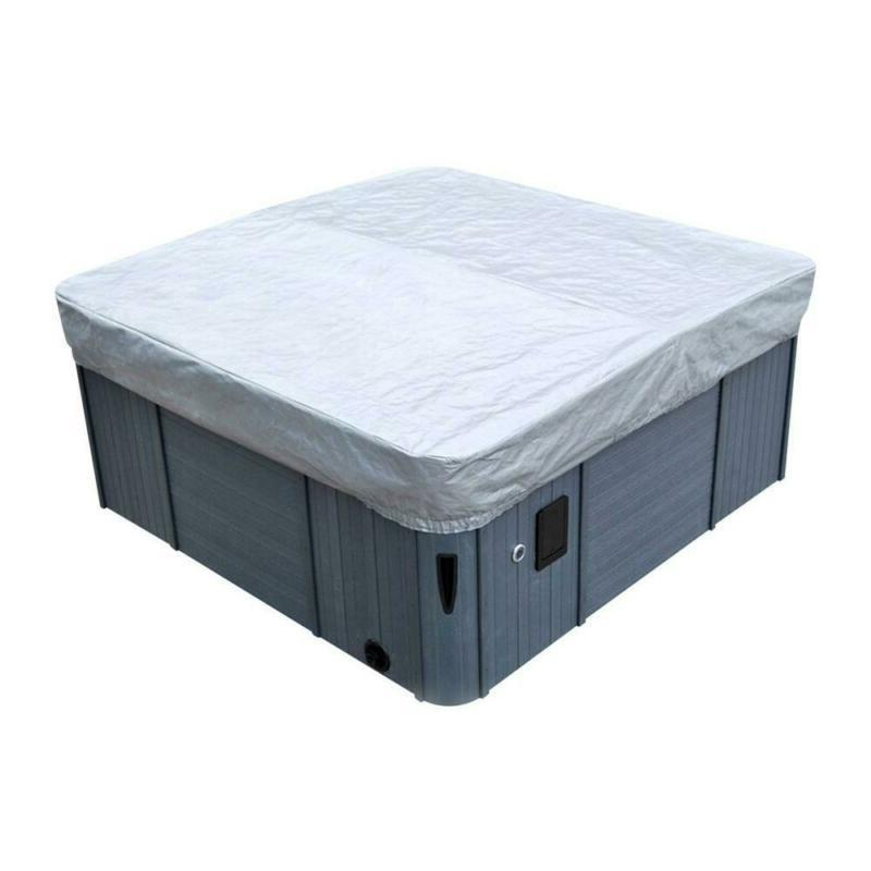 new 8 ft spa cover guard hot