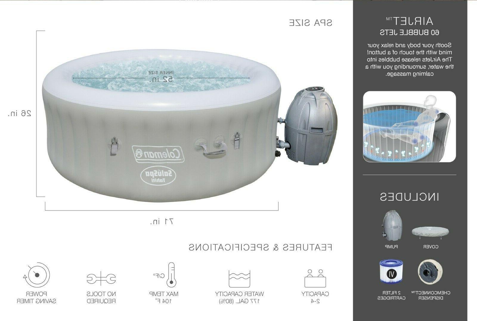 ✅NEW Saluspa In Tub