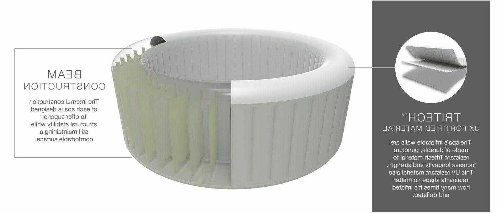 ✅NEW ✅Coleman 71 x 26 inch Airjet Tub - FREE SHIPPING