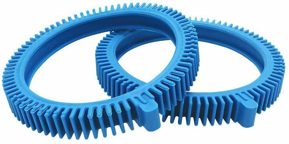 Pool Front Tire Humps for Hot Pools New