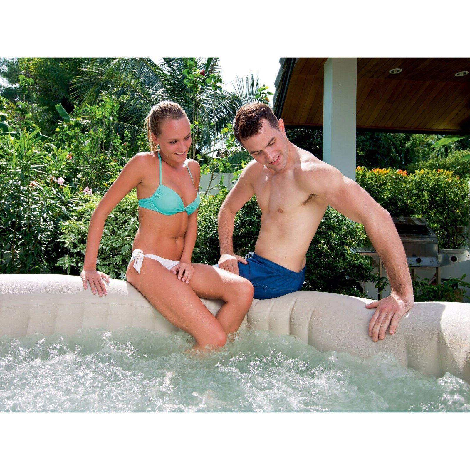 Portable Spa Tube Relax Outdoor For People