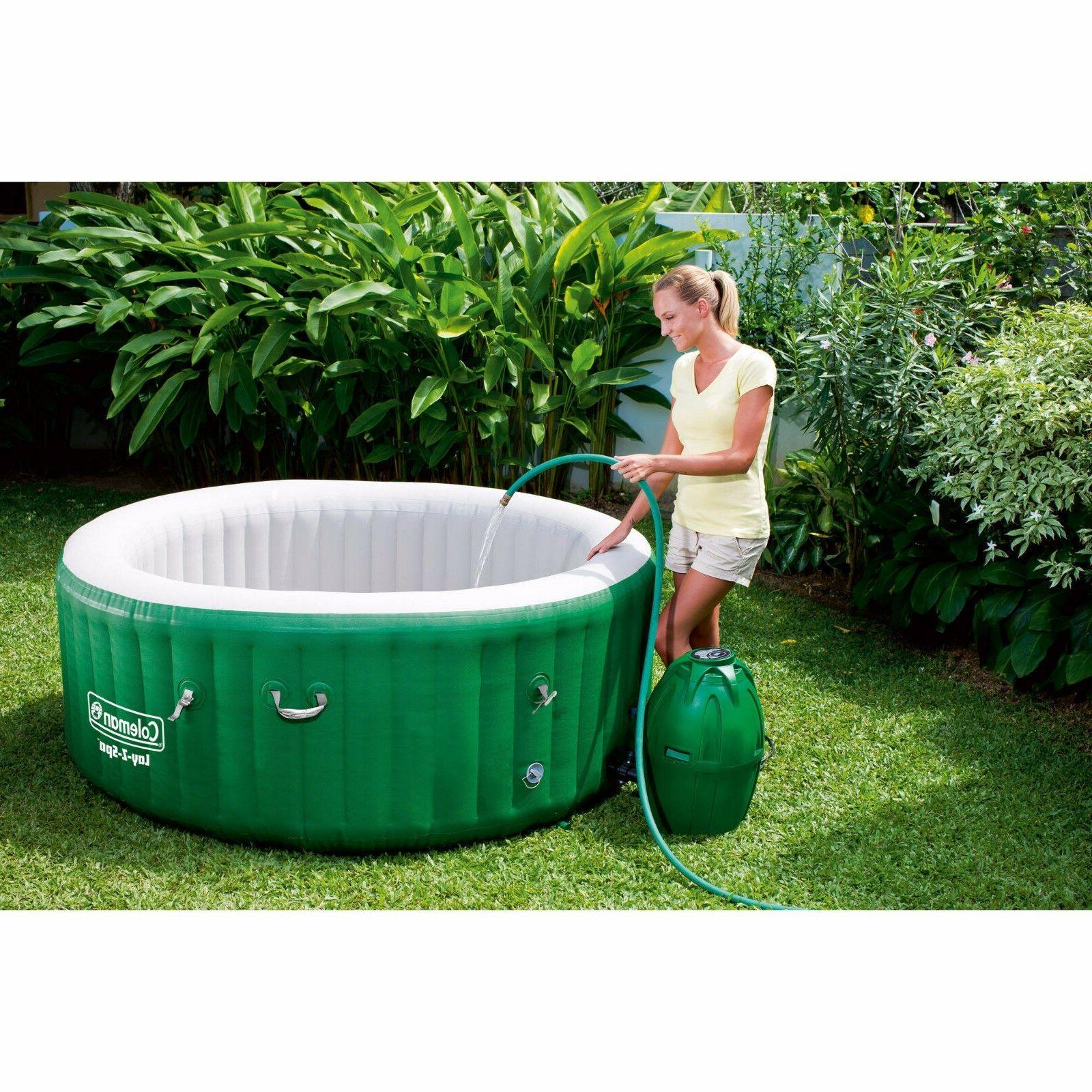 Portable Hot Tube Lay-Z Relax For People