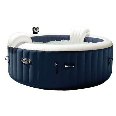 purespa 4 person home inflatable portable heated