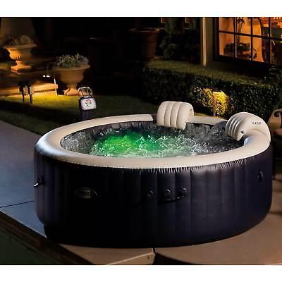 Intex Bubble Jet Spa Person Tub