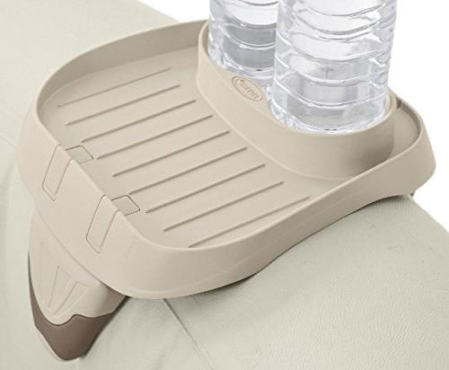 Intex PureSpa Cup Holder, 2 Standard Size Beverage Container