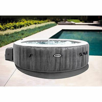 Intex PureSpa 6 Person Hot Gray