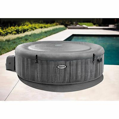 Intex PureSpa Greywood 6 Hot Tub