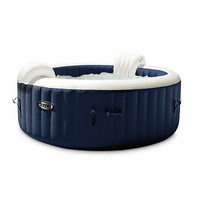 purespa plus 4 person portable inflatable hot
