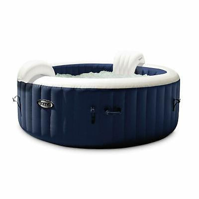 purespa plus 6 person portable inflatable hot
