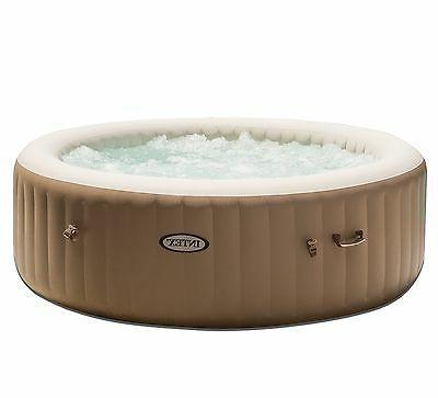 purespa portable bubble massage spa