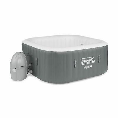 saluspa inflatable airjet tub