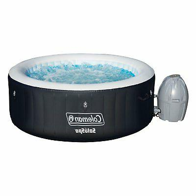 Coleman 71 x 26 Inches Portable Inflatable Spa 4-Person Hot