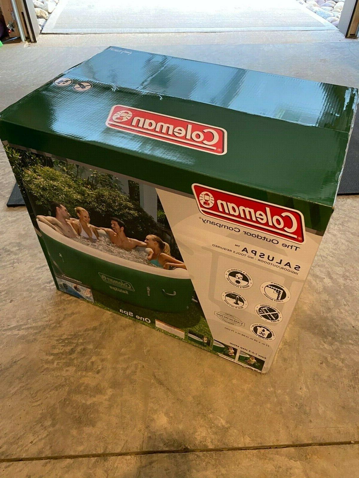 Coleman Tub Green NEW! SHIPPING