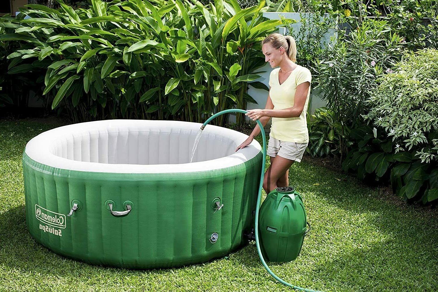 "Coleman Tub 28"" JACUZZI 54131E IN HAND"