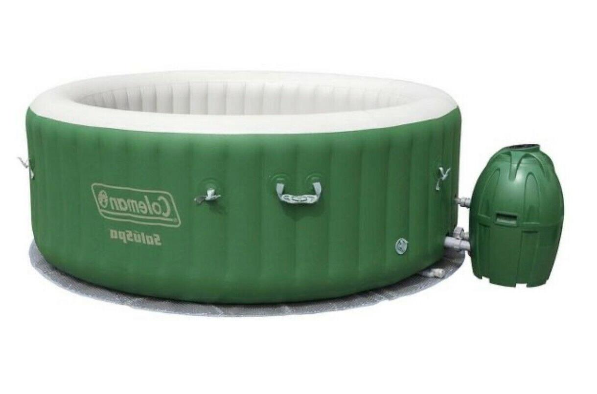 Coleman SaluSpa Inflatable Tub Spa 4-6 Person in
