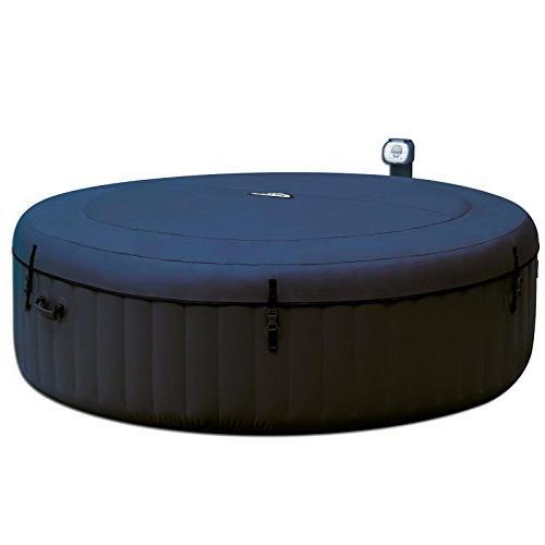 Intex Spa Person Inflatable Bubble 28409EIntex PureSpa Hot Maintenance w/Brush