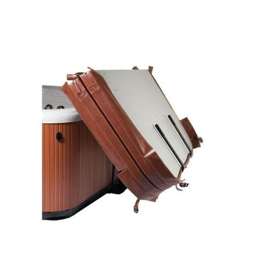 Spa Cover Caddy Lift Hot Lifter