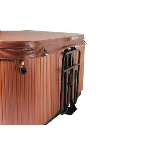 Spa Cover Lift Hot Tub Undermount