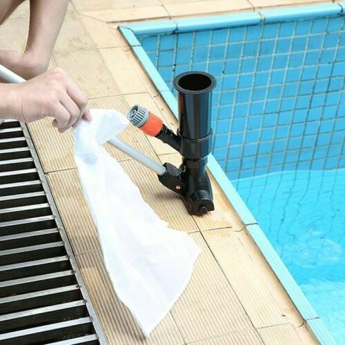 Swimming Pool Spa Hot Vacuum