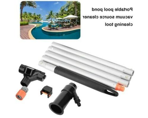 Swimming Spa Hot Tub Suction Vacuum Cleaning