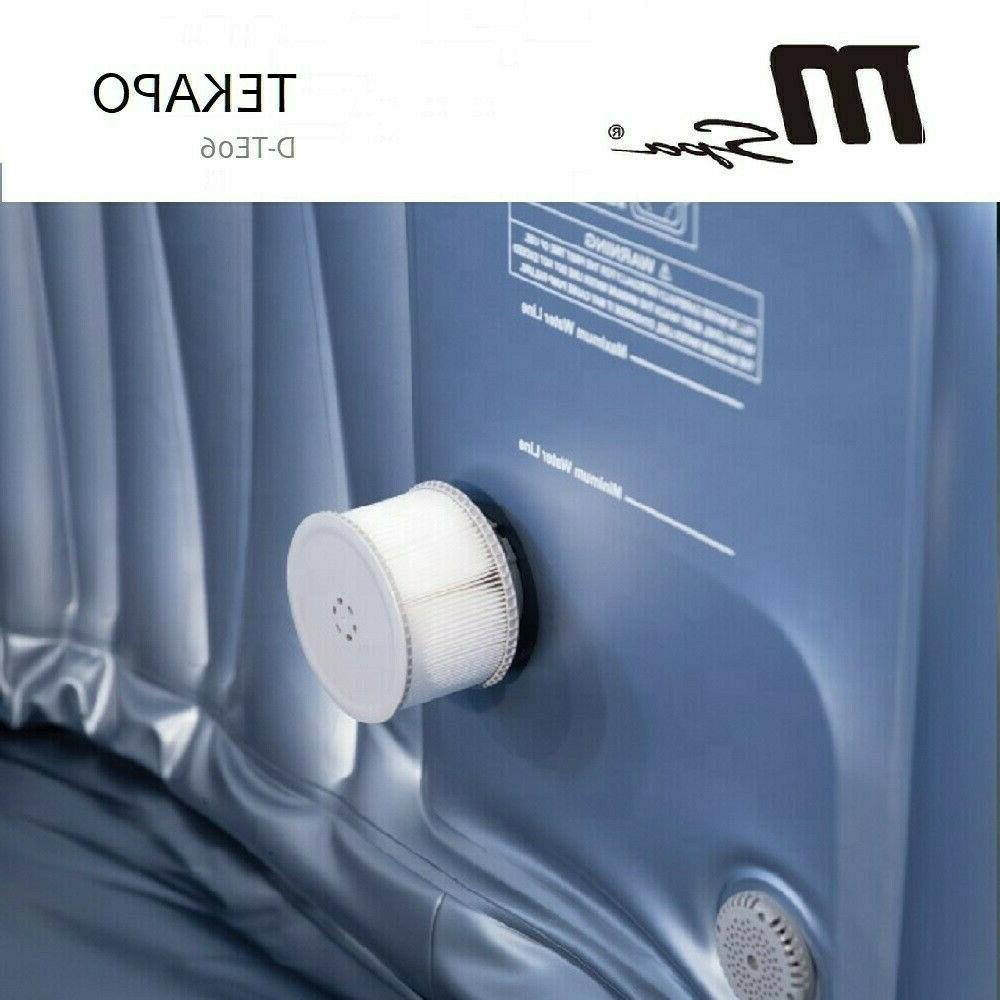 MSpa Tub Massage Outdoor Spa | D-TE06