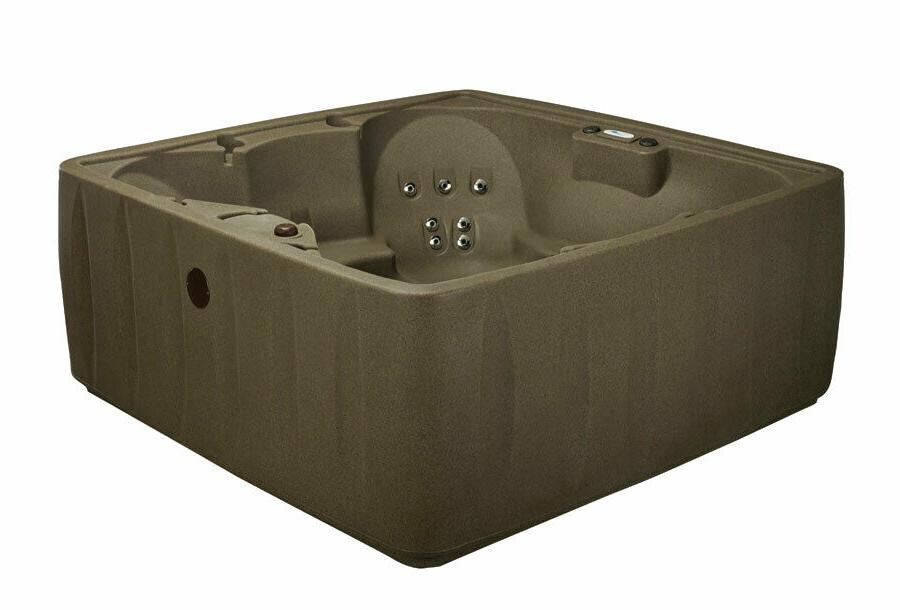 Weekend Sale-New HOT TUB - JETS-OZONE-UPGRADES INCLUDED Ships Fall