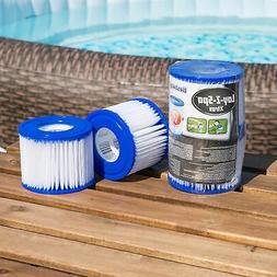 Lay Z Spa Lazy Hot Tub Spa Filter Size VI Twin Pack Vegas Pa
