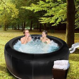 MSpa Model Camero Hot Tub, 6 Person Inflatable Bubble Spa 80