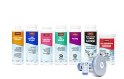 New Bromine Hot Tub Chemicals Kit by THE COVER GUY - 9-Piece
