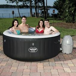 ✅NEW Bestway SaluSpa Hot Tub Inflatable Portable 4-Person
