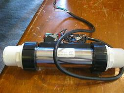 NEW Therm Products Spa Hot Tub Flow Through Heater  # 20-16E