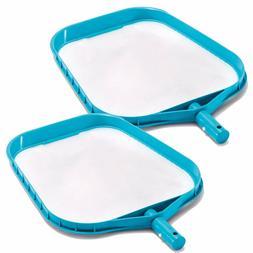 Intex Pool Leaf Skimmer Mesh Spa Hot Tub Cleaner Rake Net Re