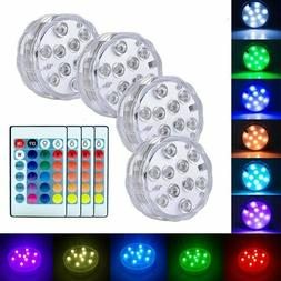 Pool Lights Submerible LED Floating Hot Tub Swimming Accesso