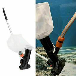 Portable Swimming Pool Pond Cleaner Hot Tub Cleaning Tool Br
