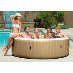 Intex PureSpa 85 inch Bubble Jet Massage 6 Person Inflatable