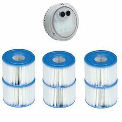 Intex PureSpa LED Spa Light + Type S1 Pool Filter Replacemen