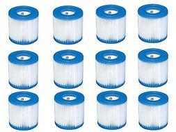 Replacement Intex 29007E Swimming Pool Filter Cartridge H -