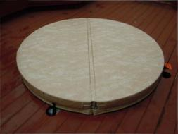 BeyondNice 76in Round Hot Tub Covers - Spa Covers - Replace