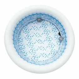 Bestway SaluSpa 4-Person Inflatable Portable Hot Tub w/Chemi