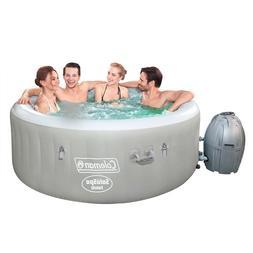 "Coleman SaluSpa 71"" x 26"" Tahiti AirJet Inflatable Hot Tub,"