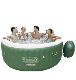 Coleman SaluSpa Lay-Z-Massage 77x28 Inch 6-Person Inflatable