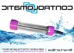 ControlOMatic SmarterSpa Hot Tub and Spa Saltwater Chlorine