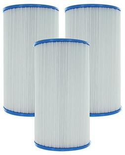 3 PACK SPA FILTER FITS: watkins 30, HOT SPRINGS UNICEL C-643