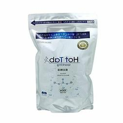 Sparkling Hot Tub 100 tablets From Japan