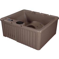 Essential Hot Tubs SS125210200 Newport-14 Jet Hot Tub, Mills