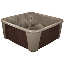 Essential Hot Tubs SS1540240300 Rainier-24 Jet Hot Tub, Cobb