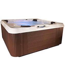 Essential Hot Tubs SS2140507003 Polara 50 Jets Hot Tub, Espr