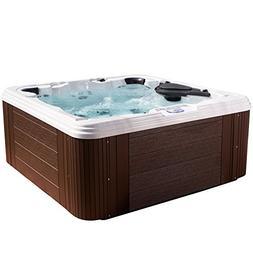 Essential Hot Tubs SS2240607003 Omni 60 Jets, Acrylic Hot Tu