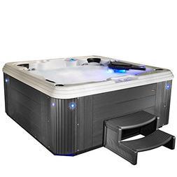 Essential Hot Tubs SS2340677403 Syracuse 67 Jet Hot Tub, Ste
