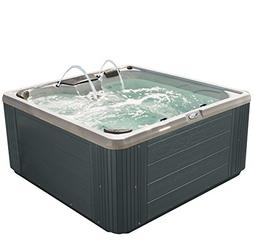 Essential Hot Tubs SS2540307403 Adelaide Hot Tub, Gray